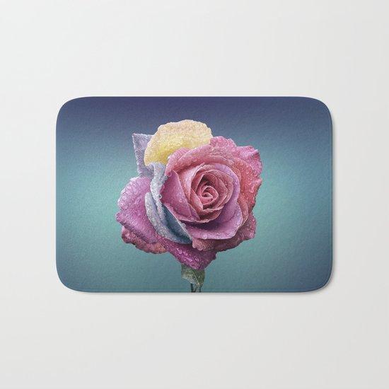 rose flower beauty 4 Bath Mat