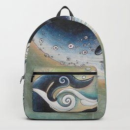 the Blue Whale Backpack