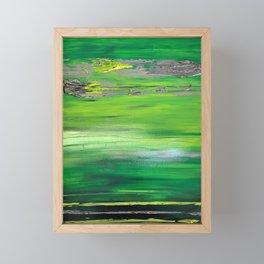 Verde Mantis Framed Mini Art Print