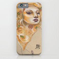 PIZZA LADY iPhone 6s Slim Case