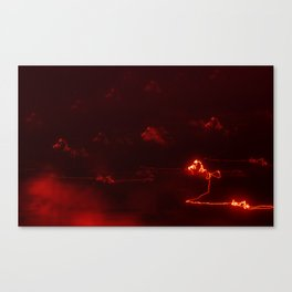The army of light Canvas Print