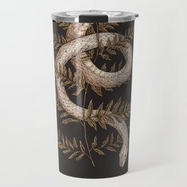 The Snake and Fern Travel Mug