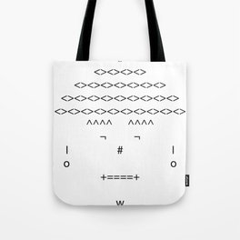 The Only Text Series - Chinchulin Tote Bag
