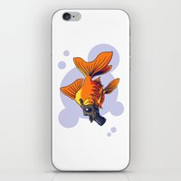 breathe iPhone & iPod Skins featuring Breathe by rob art | simple