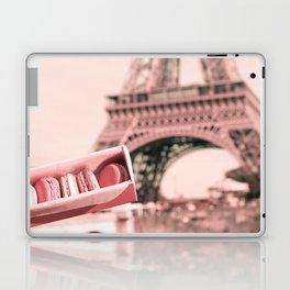 Paris in Blush Pink I Laptop & iPad Skin