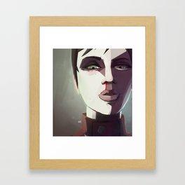 Borderlands - Tannis Framed Art Print