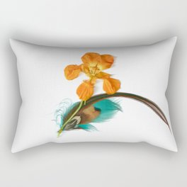 Feathery Dreams Rectangular Pillow