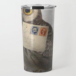 Owl Post Travel Mug