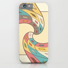 Geometric abstract Slim Case iPhone 6s