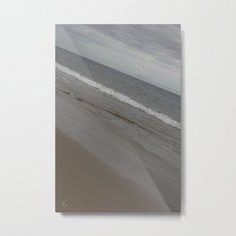 Perspective: Santa Barbara Beach Metal Print