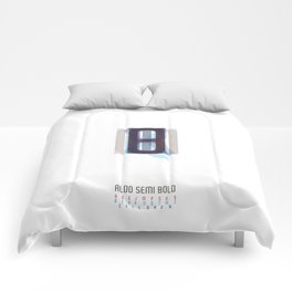 Aldo Semi Bold Comforters