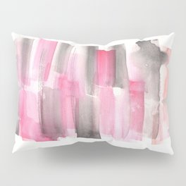 [161228] 27. Abstract Watercolour Color Study |Watercolor Brush Stroke Pillow Sham