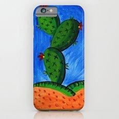 cactus dreaming iPhone 6s Slim Case