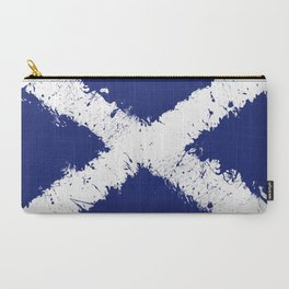 in to the sky, scotland Carry-All Pouch