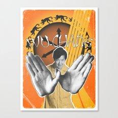 WU-CHANG  Canvas Print