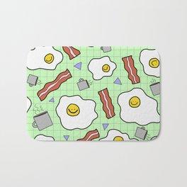Breakfast Buddies Bath Mat
