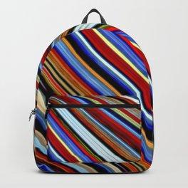 Wild Wavy Lines X Backpack