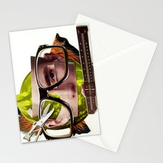 Make me perfect | Collage Stationery Cards