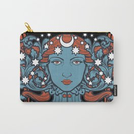 URANIA Per Aspera Ad Astra Carry-All Pouch