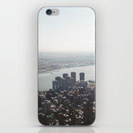 East River iPhone Skin
