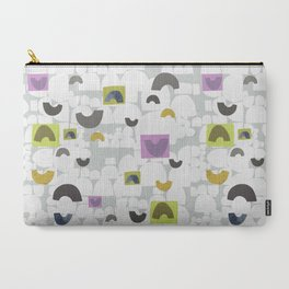 Arch Abstract Carry-All Pouch
