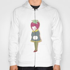 Strawberry head  Hoody