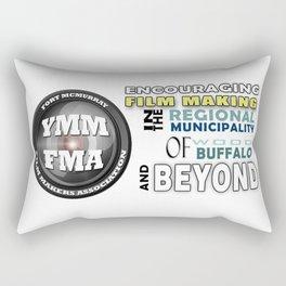 Fort McMurray Film Makers Association Rectangular Pillow