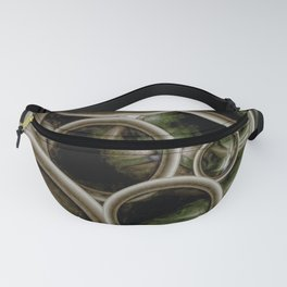 Bubblegum Pop Grunge Abstract Fanny Pack