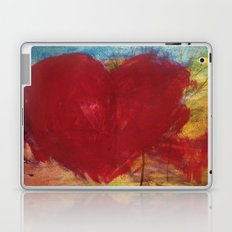Blood Red Love Laptop & iPad Skin