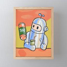 The Mystery of Tang Framed Mini Art Print