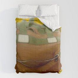 Happy Bag Comforters