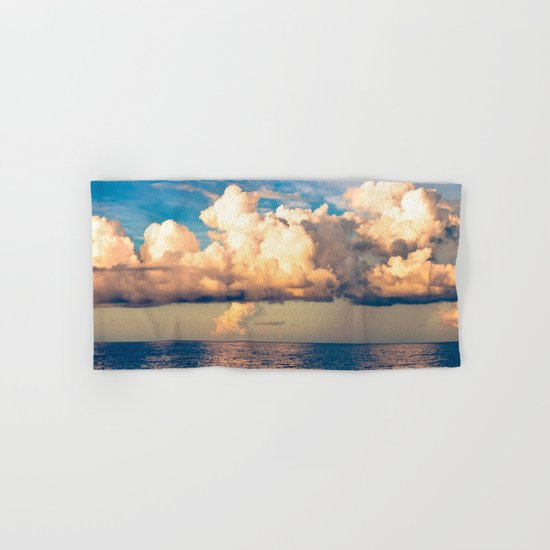 Heavenly Clouds Hand & Bath Towel