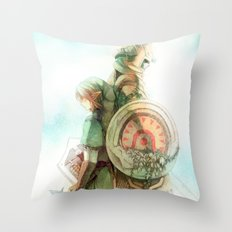 Zelda: Lineage Throw Pillow