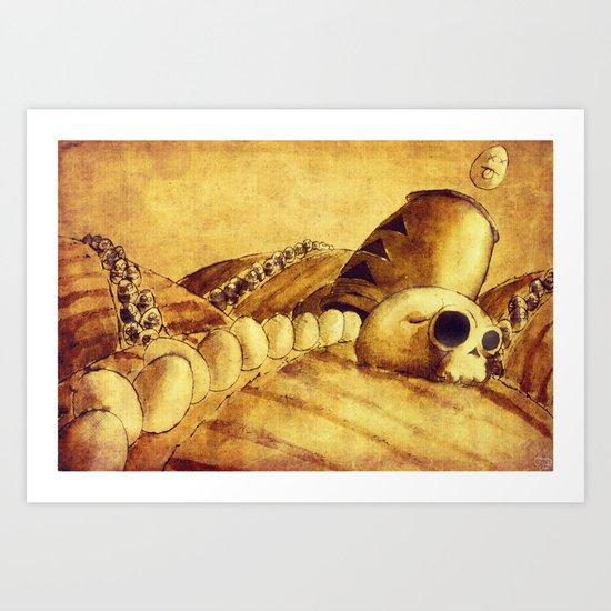 Cannuovi Art Print