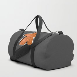 Giant Orange Meeple Duffle Bag