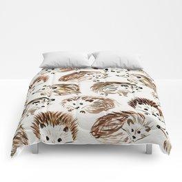 Hedgehogs Comforters