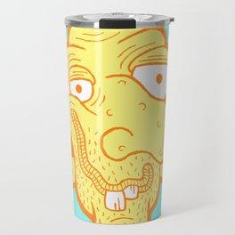 Slim McDibbles by Kevin Berquist Travel Mug