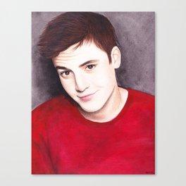 Sammy Wilk Canvas Print