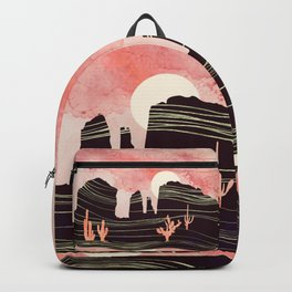 Rose Desert Backpack