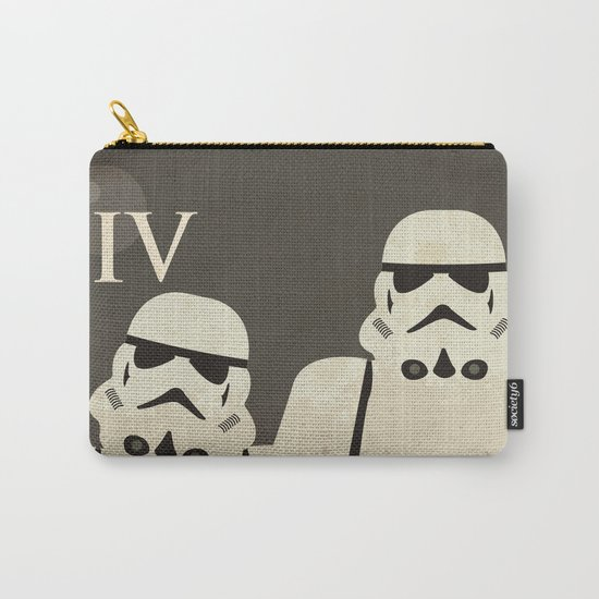 Star Wars Minimal Movie Poster Carry-All Pouch