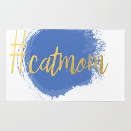 #CATMOM Rug