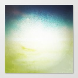 Abstract #8 (Spherical Series) Canvas Print