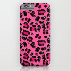 Leopard Pugs iPhone 6s Slim Case