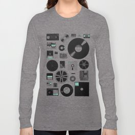 Data Long Sleeve T-shirt