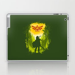 Let the Journey Begin Laptop & iPad Skin