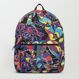 Loose Twisted Backpack