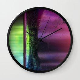 Cyberlights 003 Wall Clock