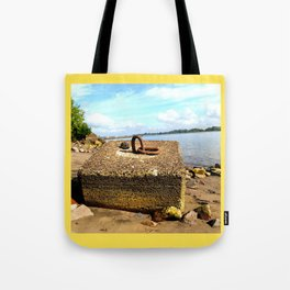 Ogre's Paperweight Tote Bag