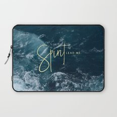Spirit Lead Me Laptop Sleeve