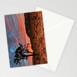 Joshua Tree Sunrise Stationery Cards